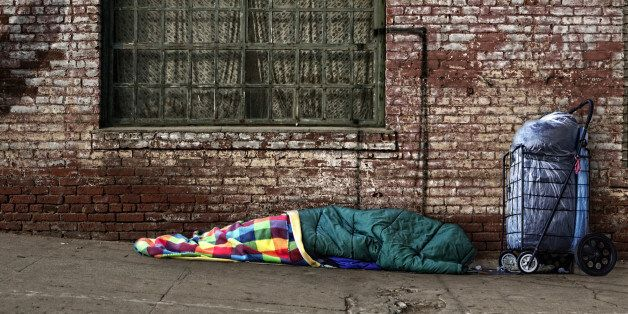 Canterbury Shop Worker 'Hosed Homeless People With Freezing