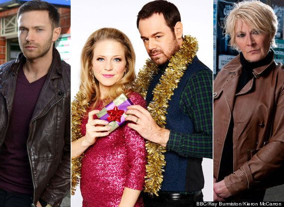 'EastEnders' Social Media Chat Dwarfs Every Other Christmas TV Programme This Christmas, Followed By...