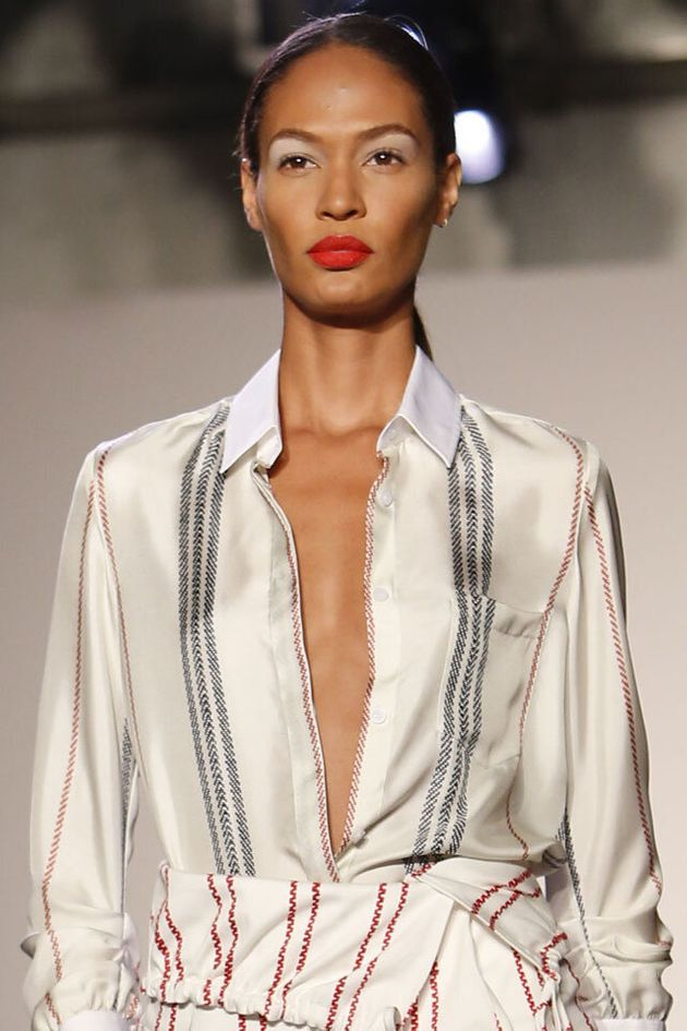 White Makeup: The Clever Beauty Trend To Try This Spring