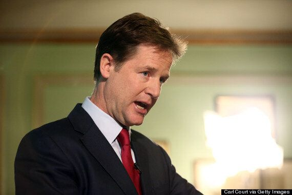 Nick Clegg Named 'Most Gay Friendly Party Leader' By