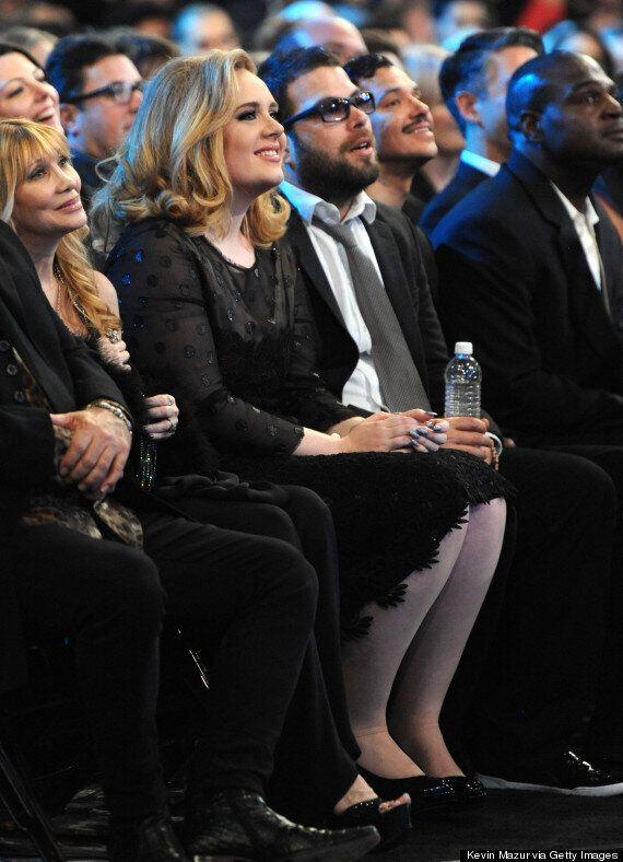 Adele Takes To Twitter To Deny Rumours Of Split With Simon