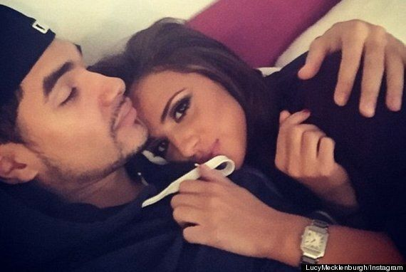 Louis Smith, Lucy Mecklenburgh Confirm Romance With Intimate Instagram Snap