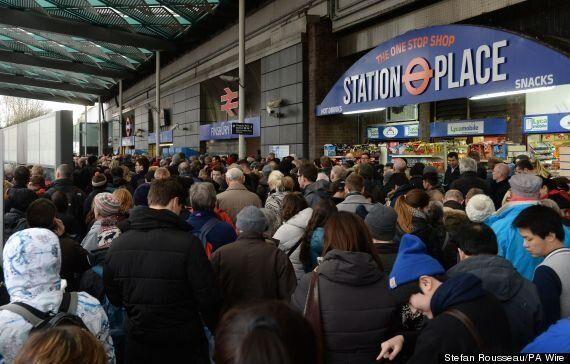 Network Rail Bosses' Bonuses Cause Anger After Christmas Travel