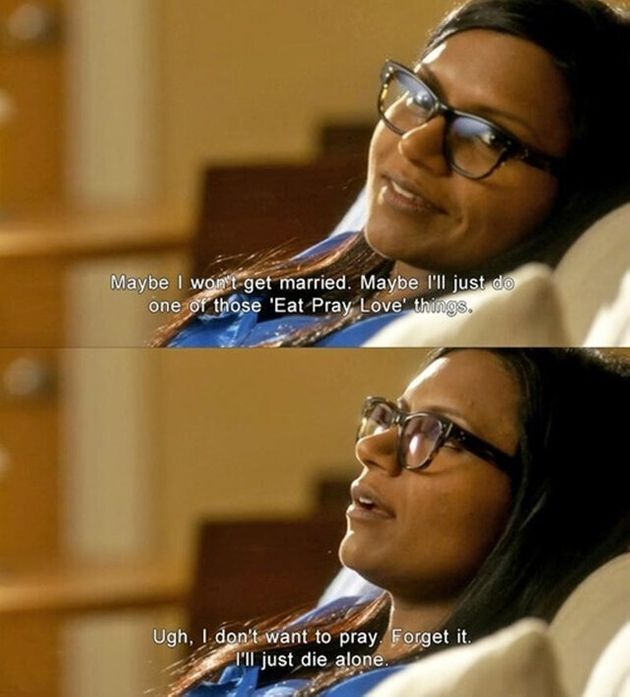 The Mindy Project: 10 Amazing Quotes From Our Favourite