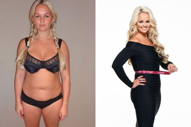 Jennifer Ellison Shows Off New Body After Losing Two Stone
