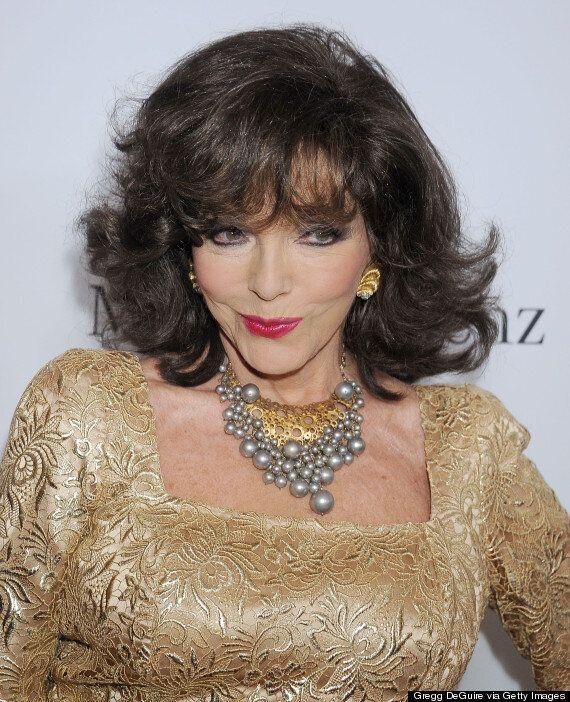New Year Honours List Sees Joan Collins, Sheridan Smith, James Corden, John Hurt, Kristin Scott Thomas...
