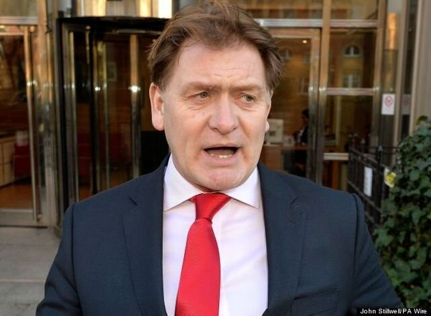 Eric Joyce MP Denies Assault Of Two Youths In Camden Shop