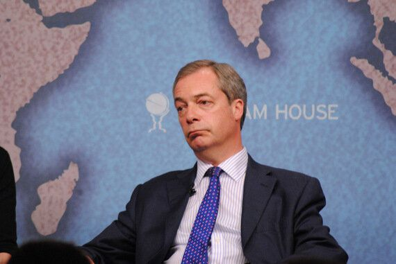 Useful Idiots Nigel Farage and Russell Brand Are Helping Pave the Way for the Victory of the New/Old...