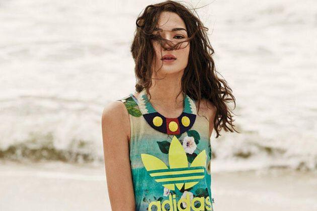 Adidas Originals X The Farm Company: SpringSummer 2014