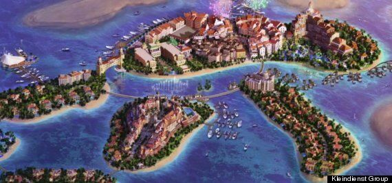 Dubai Is Getting An Artificial Snow Resort On An