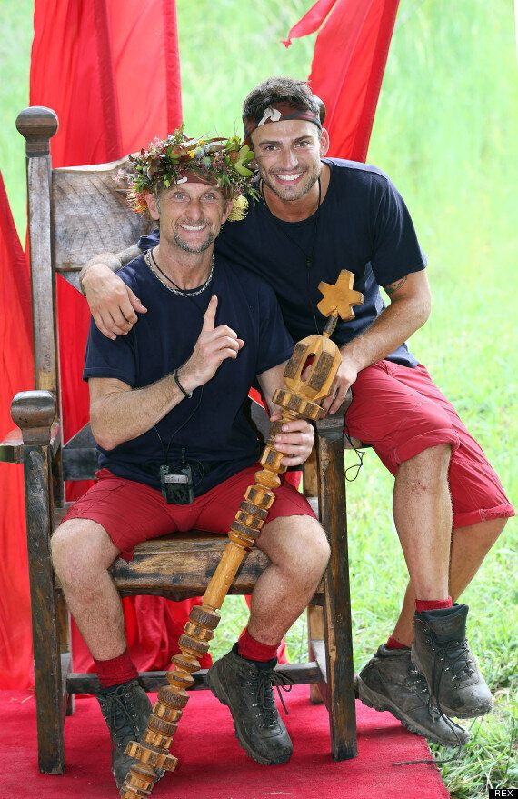 'I'm A Celebrity' Star Jake Quickenden 'Dating Carl Fogarty's Daughter
