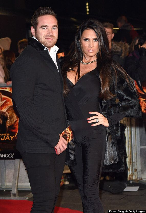 Katie Price Can't Resist Mentioning Her Unfaithful Friends As She Spends New Year's Eve With Husband...