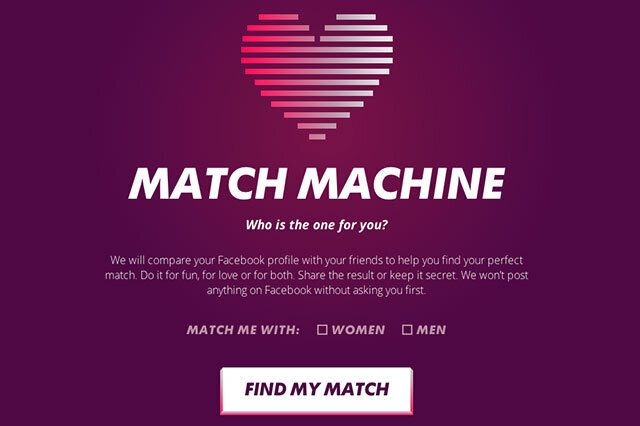 How to find your love match