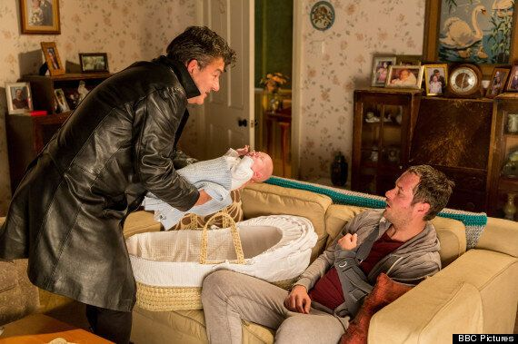 'EastEnders' Spoiler: Charlie Cotton Struggles To Bond With His Son As Ronnie Remains In A Coma