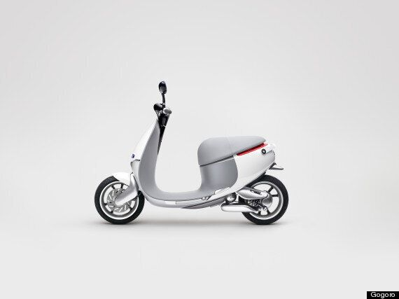 This Is An Electric Scooter You'll Never Need To