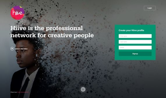 How Can a Social Network Tackle Diversity Issues Within the Creative