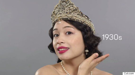 100 Years Of Beauty In 1 Minute: Philippines