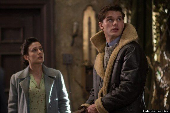 'Woman In Black: The Angel Of Death' Star Jeremy Irvine Reveals The Film's 'Less Horror, More
