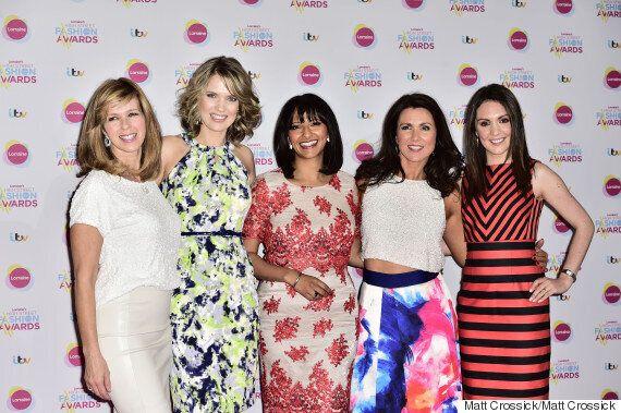 Susanna Reid Joins Fellow Female 'Good Morning Britain' Presenters On Lorraine Kelly's High Street Fashion...