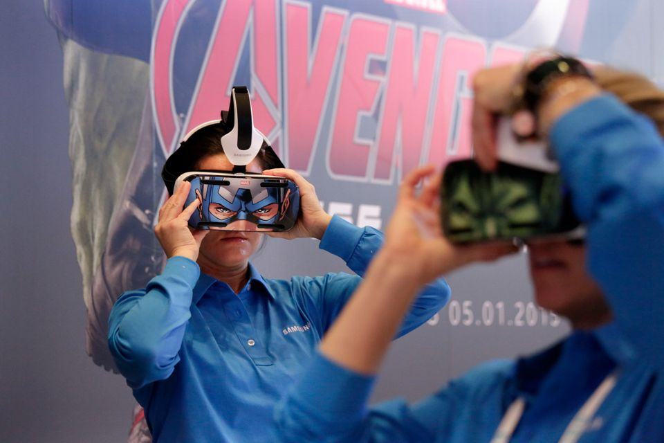 CES 2015: Why The Big New Trend In Tech Might Be... Not Using It