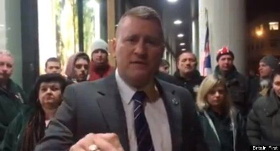 Britain First Leader Paul Golding Found Guilty Of