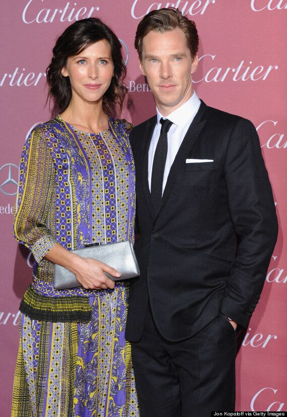 Benedict Cumberbatch And Sophie Hunter Confirm Baby Rumours, 'Sherlock' Actor To Be A Dad For The First