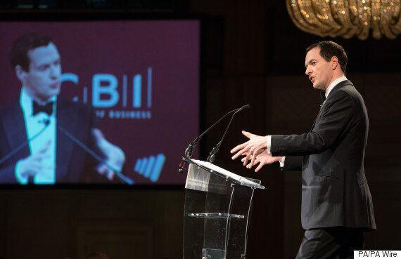 George Osborne's Deficit Reduction Plan Has Already