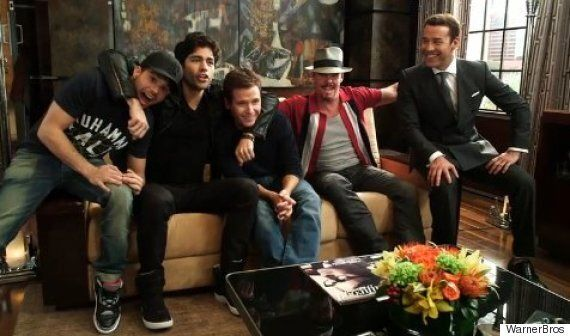 'Entourage' Stars Adrian Grenier, Jeremy Piven Reveal What's In Store For Vincent Chase, Ari Gold, Plus...