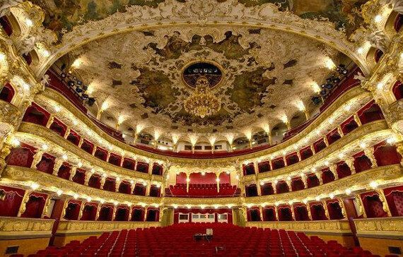 Madame Butterfly: The Czechs and Balances Of a Night at the