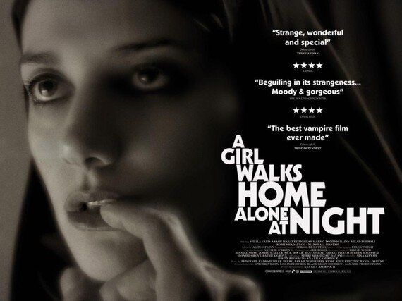 Film Reviews : The New Girlfriend - A Girl Walks Home Alone At Night - Poltergeist - Tokyo Tribe - Moomins...
