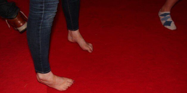 'Flatgate': Why I Wore Flats on the Red Carpet in