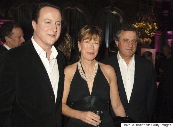 David Cameron's Estate Owning Father-In-Law Fears SNP 'Mugabe-Style Land Grab' In Rural