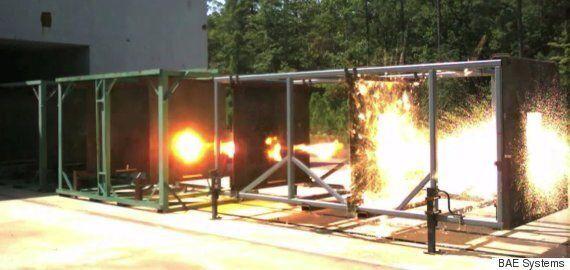 US Navy Railgun Test Video Shows Off Terrifying Power Ahead Of 2016