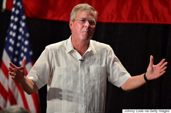 Jeb Bush Says Climate Change Is Real... But It's 'Really Arrogant' To Think Man Might Be To