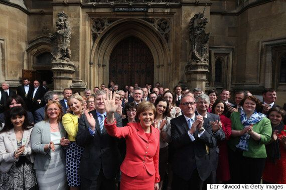 SNP MPs Accused Of 'Behaving Like Children' By Senior Party Staffers Over Selfies And Seating