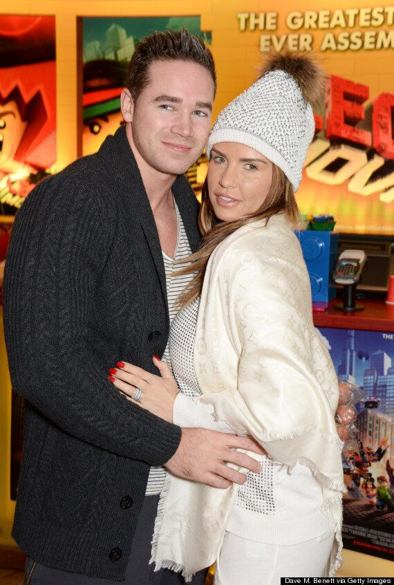 Katie Price And Kieran Hayler '#SoInLove': Former Glamour Model Shares Snap Ahead Of Wedding Vow