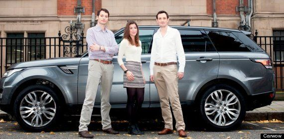Young Entrepreneur Of The Week: Carwow's James