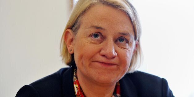 File photo dated 15/12/14 of Leader of the Green Party of England and Wales Natalie Bennett, who has...