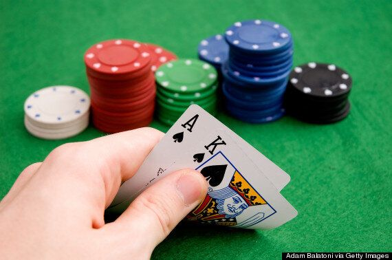 Scientists Create The Perfect Poker Player, It's A