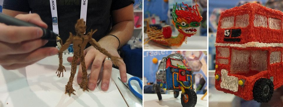3Doodler CEO Max Bogue Brings The Craft (And The Joy) Back To Tech At CES