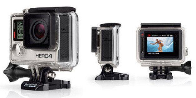 Win A GoPro HERO 4 Silver