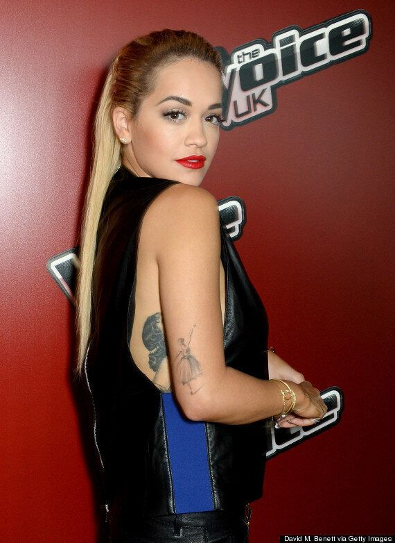 'The Voice' Judge Rita Ora Dismisses Kylie Minogue Comparisons: 'She Knows The History, But What I Can...