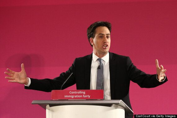 Ed Miliband Signals He Doesn't Want SNP Coalition But Doesn't Rule It