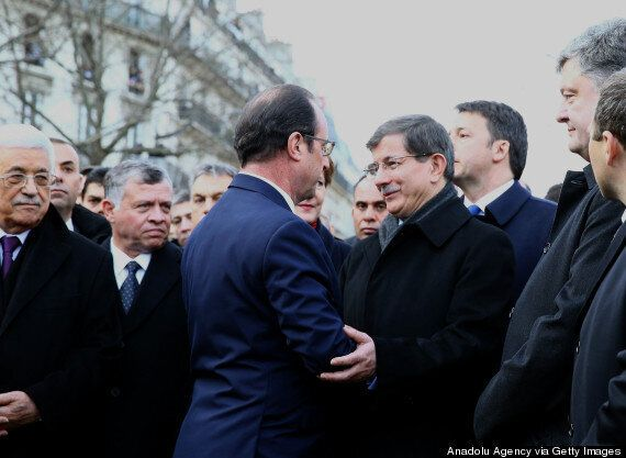 Egypt And Turkey Leaders 'Spit On Graves' Of Charlie Hebdo By Attending Paris March 'While Persecuting