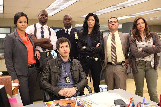 Andy Samberg: Five Things To Know About The Brooklyn Nine-Nine