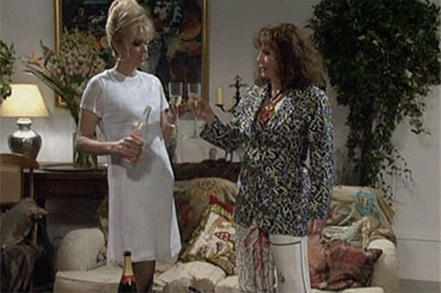 Ab Fab The Movie Is Happening... Because Jennifer Saunders Made A