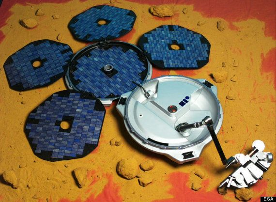 'Beagle 2' Mars Lander Update: UK Space Agency Calls Briefing For Craft That Failed... In
