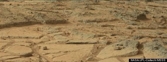 Potential Sign Of Life On Mars Found In