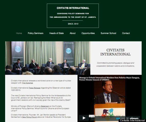 ThinkTank Civitatis International Charges Interns £300 If They Want A Job