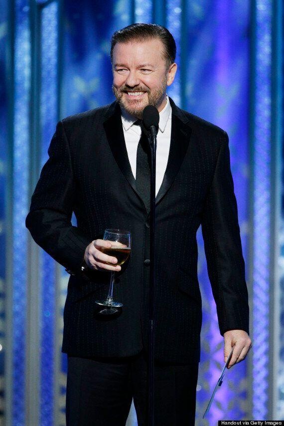 Golden Globes 2015: Ricky Gervais Mocks Celebrity Audience At Awards Bash